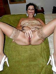 Teen tits, Teen stockings