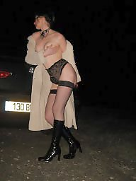 Dogging, Blowjob, Outdoor, Upskirts, Outdoors, Outdoor dogging