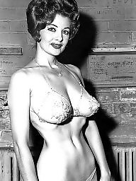 Vintage, Retro, Vintage boobs, Vintage tits, Stunning
