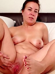 Bbw, Mature, Mom, Milf, Spreading, Fat