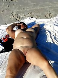 Beach, Clit, Bbw big ass, Bbw milf, Wifes, Bbw beach