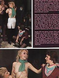 Hairy, Magazine, Lesbians, Hairy vintage