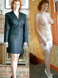 Milf, Clothed, Milf mature, Cloth