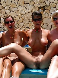 Aunt, Mature aunt, Amateur moms