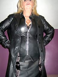 Latex, Leather, Pvc, Mature pvc, Mature latex, Milf leather