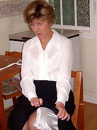 Mature stockings, Uk mature, Mature uk, Ironing