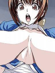 Hentai, Nipple