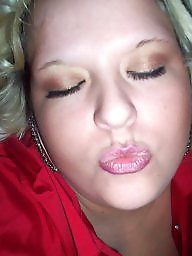 Bbw teen, Big dick, Dick, Lips, Facials, Big lips
