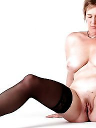 Granny, Grannies, Hairy mature, Hairy granny, Mature stocking, Mature hairy