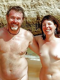 Nudist, Nudists, Outdoors, Naturist, Nudist beach