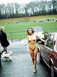 Outdoor, Shaved, Nude, Shaved pussy, Female, Shaving