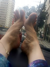 Mature feet, Mature bdsm