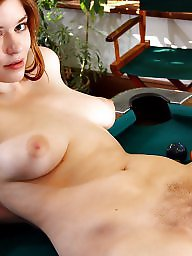 Pool, Table, Erotic, Old babes