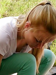 Innocent, Blonde teen