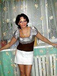 Polish, Ladies, Posing, Polish milf, Mature posing