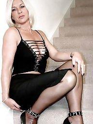 Pantyhose, Pantyhosed, Nylon stockings