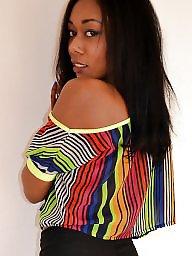 Brunette, Blacks