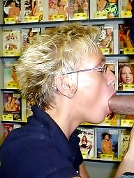 Mature blowjob, Granny blowjob, Suck, Milf blowjob, Mature cock, Mature grannies