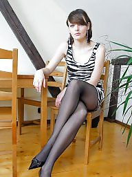 Upskirts, Leggings, Legs, Legs stockings