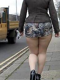 Skirt, Mini skirt, Bbw skirt