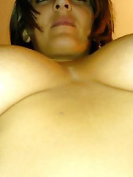 Pregnant, French, Arabian, Mom, Amateur mom, Brunette milf