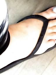 Feet, Hidden, Fetish, Toes, Sandals, Cam