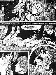 Comic, Comics, Erotic, Vintage cartoons, Art, Vintage bdsm