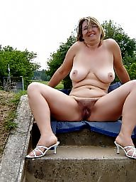 Outdoor mature, Mature outdoor