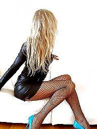 High heels, Heels, Upskirt stockings, Tights, Stockings heels, High