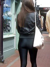 Spandex, Teen stockings