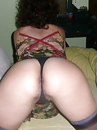 Panties, Mature panties, Panty, Mature big ass, Big ass mature, Thongs