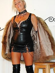 Leather, Latex, Pvc, Mature pvc, Mature latex, Mature leather