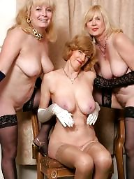 Village ladies, Village, Mature mix, Mature lady
