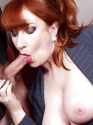 Redhead, Ginger