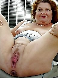 Matures, Creampies, Mature creampie