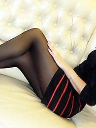 High heels, Heels, Stockings heels