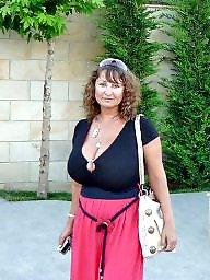 Aunt, Mature bbw, Mature aunt, A bra