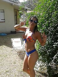 Bikini, Latin, Latinas