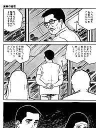 Cartoon, Japanese, Comics, Comic, Boys, Japanese cartoon