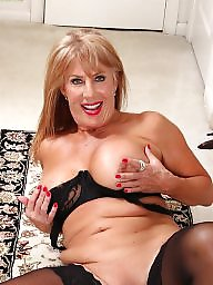 Blonde mature, Milfs, Blond mature