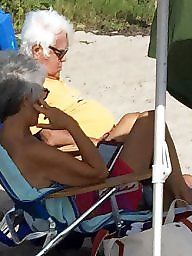 Granny beach, Mature beach, Grannies, Beach mature