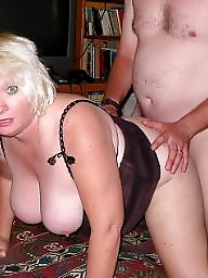 Blond, Blonde milf, Bbw blonde