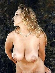 Vintage, Retro, Retro big tits