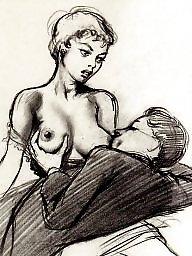 Drawings, Drawing, Draw, Erotic