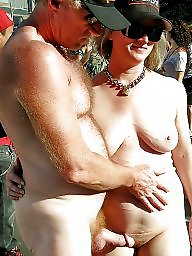 Nudist, Couples, Nudists, Couple, Hanging
