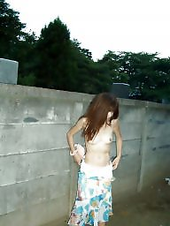 Asian, Outdoor, Outdoors, Asian amateur