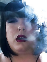 Smoking, Fetish, Smoke, Bbw amateur, Smoking fetish