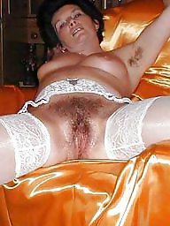Hairy, Spreading, Nylon, Spread, Mature spreading, Mature spread
