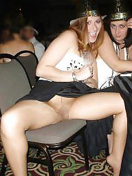 Pantyhose, Skirt, Lady, Upskirts, Up skirt