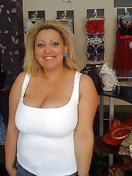 Huge tits, Slutty